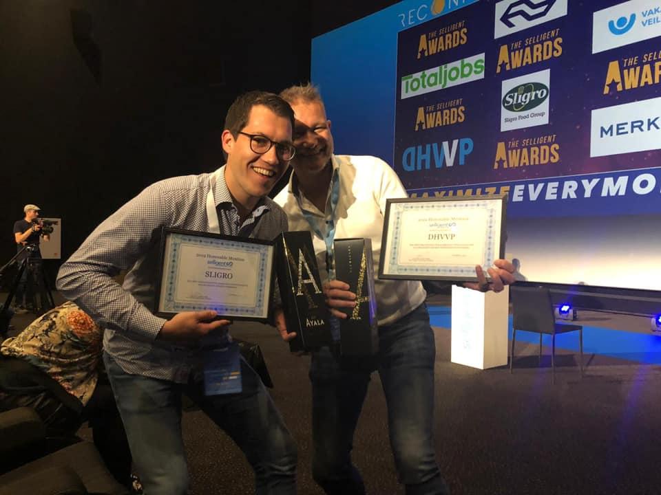 Win Back Case Selligent Award